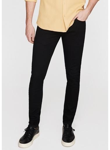 Mavi Jean Pantolon  James - Super Skinny Siyah